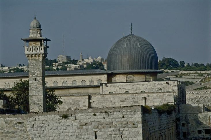 Al Aqsa Mosque See The Holy Land