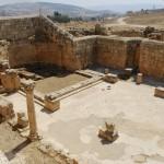 Church of Sts Cosmas and Damian at Jerash (Jean Housen / Wikimedia)