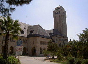 Lutheran Church of the Ascension (Isaac Shweky / Wikimedia)