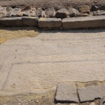 Mosaic floor discovered at Magdala (© Orientalizing)