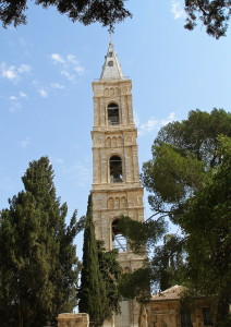Tower of the Russian Church of the Ascension (Seetheholyland.net)
