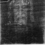 Original negative of Italian photographer Secondo Pia in 1898 (Musée de l'Élysée, Lausanne)