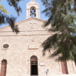 St George's Church, Madaba (Seetheholyland.net)