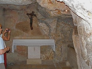 St Jerome's Cave