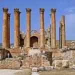 Temple of Artemis at Jerash (Dennis Jarvis / Wikimedia)