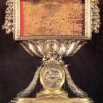Titulus Christi in Rome (Reliquiosamente.com)